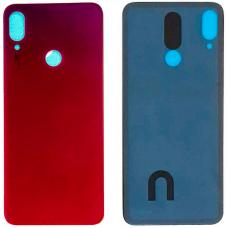 Задняя крышка Xiaomi Redmi Note 7 красный