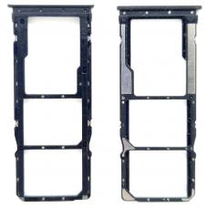 Лоток Sim-карты Xiaomi Redmi 7 черный