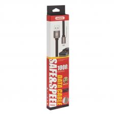 USB кабель REMAX Kingkong Series Cable RC-015i Apple Lightning 8-pin (белый)
