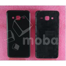 Задняя крышка для Samsung J320F (J3 2016) Черный
