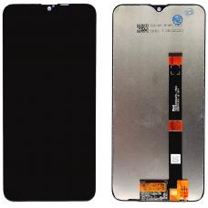 Дисплей с тачскрином OPPO A5s / OPPO AX7 / Realme 3 черный оригинал