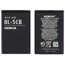 Аккумулятор Nokia BL-5CB (Nokia 1280/ 1616/ 100/ 101/ 105 2017)