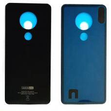 Задняя крышка для Nokia 6.2 Черный
