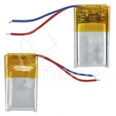 АКБ универсальная 401021p 3,7v Li-Pol 150 mAh (4*10*21 mm)