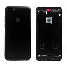 Задняя крышка/корпус Huawei Honor 7C Pro (LND-L29) черный