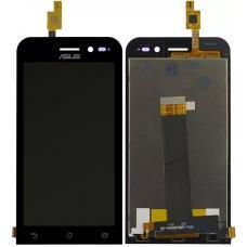 Дисплей с тачскрином Asus ZenFone Go ZB452KG (X014D) черный