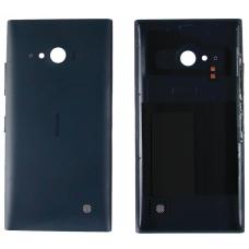 Задняя крышка Nokia Lumia 730 Dual/Lumia 735 черная