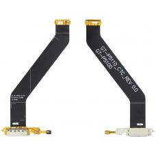 Шлейф зарядки Samsung Tab N8000 / микрофон