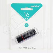 USB-флеш 16GB Smart Buy Crown Черный