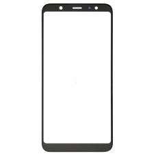 Стекло для дисплея Samsung Galaxy J6 (2018) SM-J600F черное