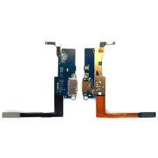 Шлейф зарядки Samsung Galaxy Note 3 3G N9000 /микрофон