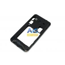Корпусной часть (Корпус) Samsung  GALAXY Core 2 Duos G355 средняя часть Black (Original)