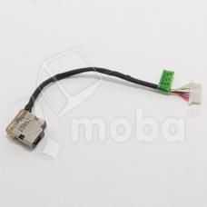 Разъем питания для ноутбука HP 246 G4 с кабелем