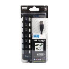 USB HUB на 7 портов (коробка)