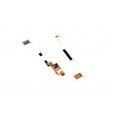 Клавиатурная плата, подложка клавиатуры Sony-Ericsson W20 верх. клав. плата (Original)