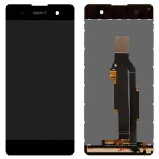Дисплей с тачскрином Sony Xperia XA / XA Dual F3111 / F3112 черный