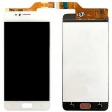 Дисплей с тачскрином Asus ZenFone 4 Max ZC520KL (X00HD) белый