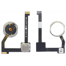 Шлейф кнопки Home для iPad Air 2/iPad mini 4/iPad Pro 12.9'(A1566/A1567/A1538/A1550) белый