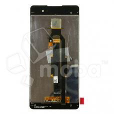 Дисплей для Sony F3311 (E5) в сборе с тачскрином Черный