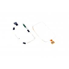 Клавиатурная плата, подложка клавиатуры Blackberry 9800/9810 (Original)