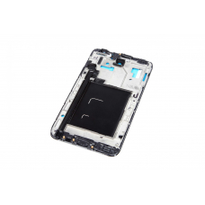 Корпусной часть (Корпус) Samsung N7000  рамка дисплея Black