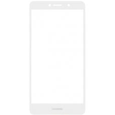 Защитное стекло полное Huawei Honor 6X / GR5 2017/ Mate 9 lite (BLN-L21/ BLL-21) белое