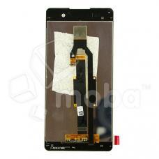 Дисплей для Sony F3311 (E5) в сборе с тачскрином Белый