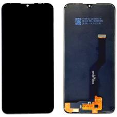 Дисплей с тачскрином ZTE Blade V10 Vita черный