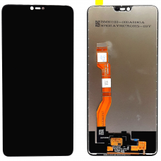 Дисплей с тачскрином OPPO F7 черный