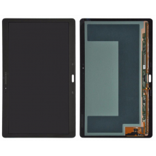 Дисплей с тачскрином Samsung Galaxy Tab S 10.5' SM-T800/T805 коричневый (под черный)