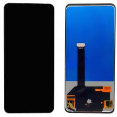 Дисплей с тачскрином OPPO Reno 2 черный TFT