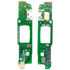 Шлейф зарядки HTC Desire 830 / микрофон
