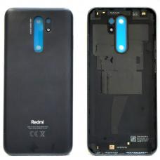 Задняя крышка Xiaomi Redmi 9 черная