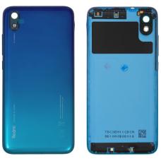 Задняя крышка Xiaomi Redmi 7A синяя