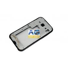 Корпусной часть (Корпус) Samsung Galaxy J1 SM-J100 средняя частъ Black