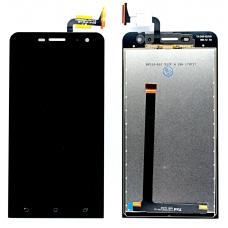 Дисплей с тачскрином Asus ZenFone 5 A502CG (T00K) черный