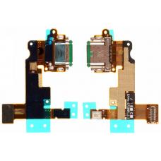 Шлейф зарядки LG G6 H870