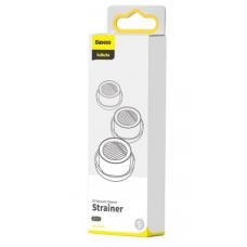 Сменные фильтры для пылесоса 3 шт  Baseus A2 Car Vacuum Cleaner strainer (CRXCQA2-A01) (black)