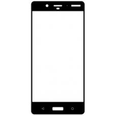 Защитное стекло полное для Nokia 8 TA-1052 черное