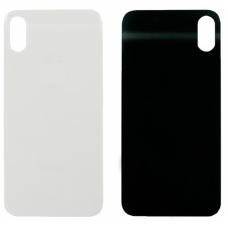 Задняя крышка для iPhone X белая оригинал