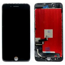 Дисплей с тачскрином для iPhone 7 Plus черный AAA