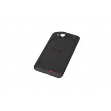 Корпусной часть (Корпус) HTC DESIRE VC/T328D задняя крышка Black (Original)