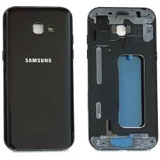 Корпус Samsung Galaxy A5 (2017) SM-A520F черный