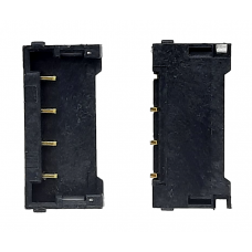 Коннектор аккумулятора на плату для iPhone 4 / iPhone 4S