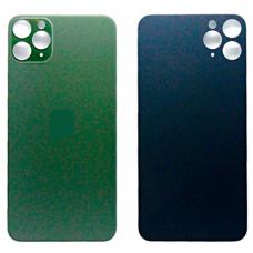 Задняя крышка для iPhone 11 Pro Max темно-зеленая