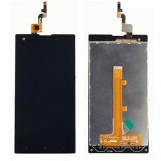 Дисплей с тачскрином Fly Tornado One ( IQ4511 ) черный