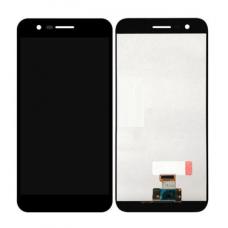 Дисплей с тачскрином LG K10 2017 (M250) черный оригинал