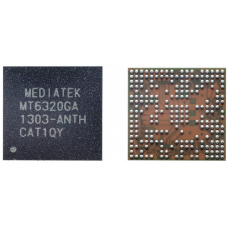 Микросхема контроллер питания Fly / Huawei (MT6320GA)