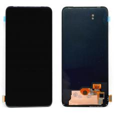 Дисплей с тачскрином OPPO Reno 2Z черный OLED