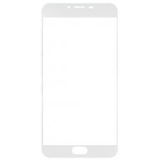 Защитное стекло полное Meizu U20 белое